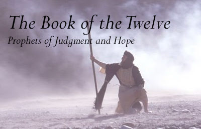 the book of the twelve series flyer 2